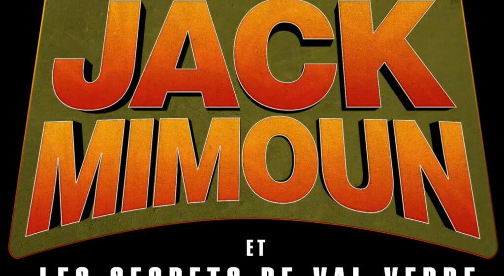 Jack Mimoun et les secrets du Val Verde logo
